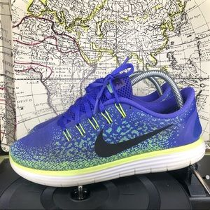 Nike Wmns Free RN Distance Shoes 827116-500